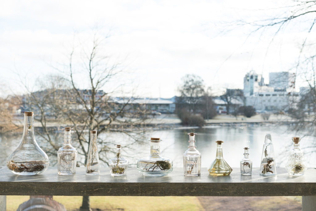 Carolina Mårtenssons verk Efterklang