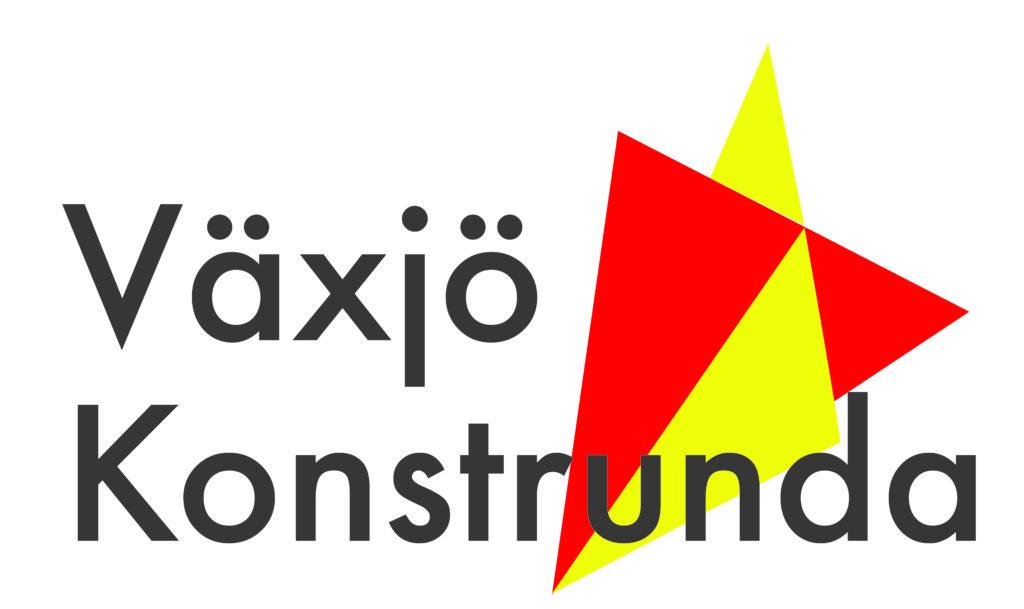 Växjö konstrunda logotyp